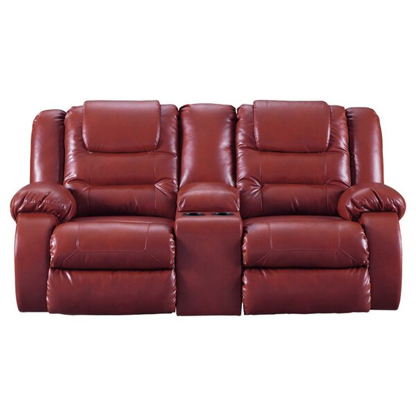 Buy Online Bolanos Reclining Loveseat by Red Barrel Studio by Red Barrel Studio