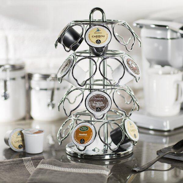 Wayfair Basics 32 Pod Coffee Carousel by Wayfair Basics™