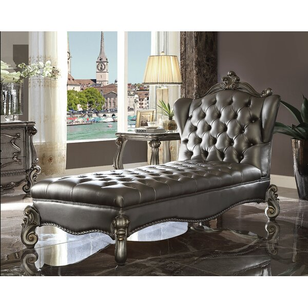Carmon Chaise Lounge By Astoria Grand