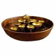 Water Bell Fountain by Oriental Furniture