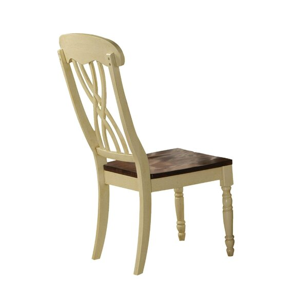 Wolcott Dining Chair (Set of 2) by Rosalind Wheeler