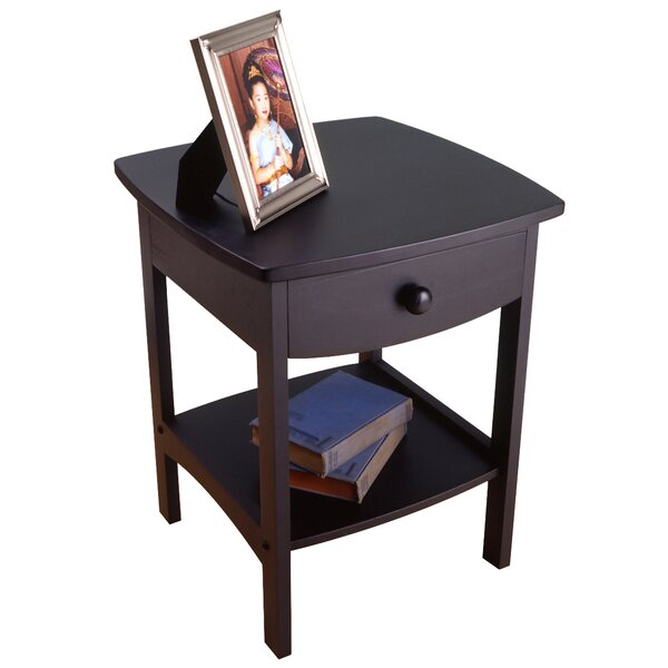 Cannelle 1 Drawer Nightstand by Red Barrel Studio Red Barrel Studio
