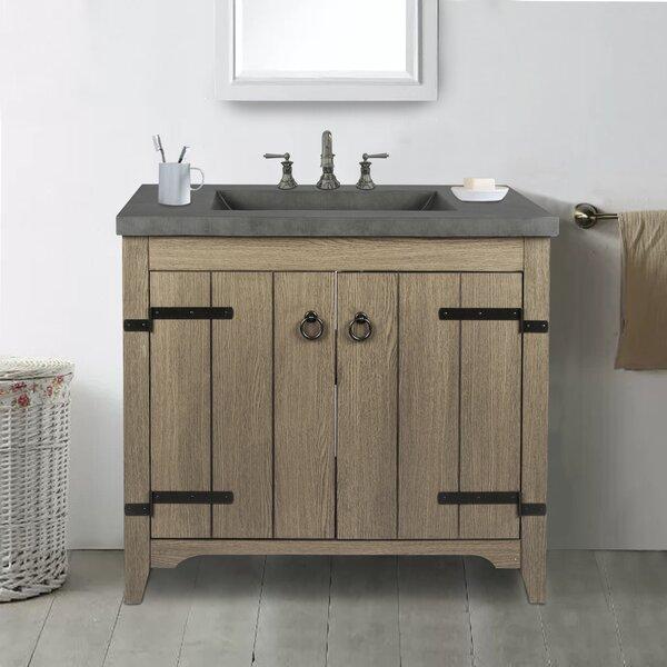 Sia 36 Single Bathroom Vanity Set by Millwood Pine