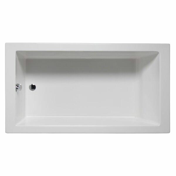 Venice 60 x 30 Air/Whirlpool Bathtub by Malibu Home Inc.