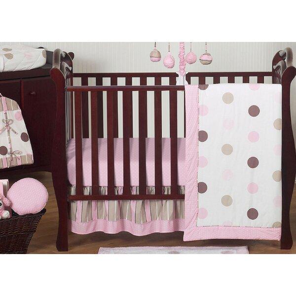 Mod Dots 11 Piece Crib Bedding Set by Sweet Jojo Designs