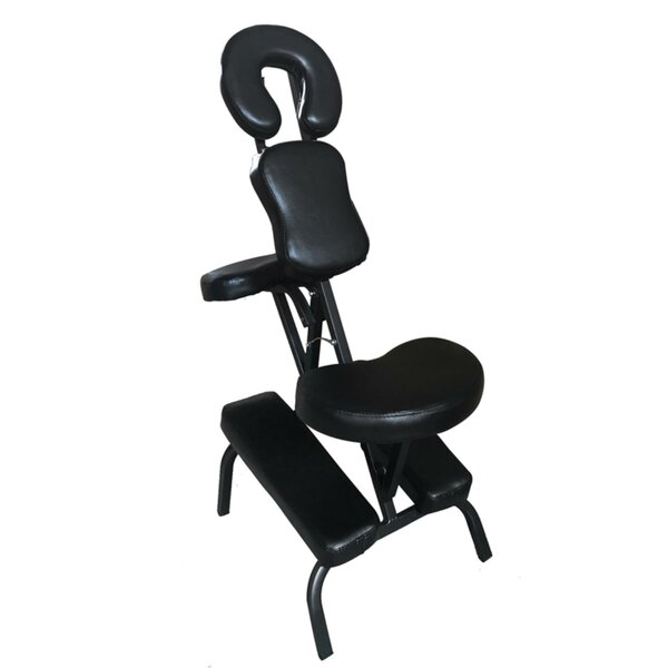 Brooklynn Portable Folding Tattoo Chair by Symple Stuff