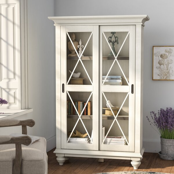 Quevillon Standard Bookcase by Lark Manor
