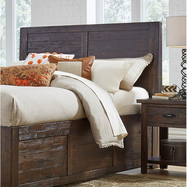 Delma King Panel Headboard by Loon Peak