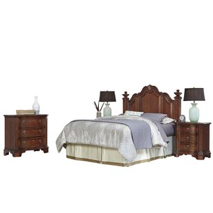 Santiago Platform 4 Piece Bedroom Set