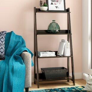Buy luxury Rasnick Ladder Bookshelf by Wrought Studio