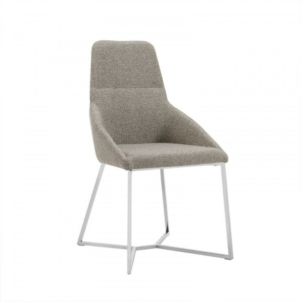 Chute Upholstered Dining Chair (Set of 2) by Orren Ellis