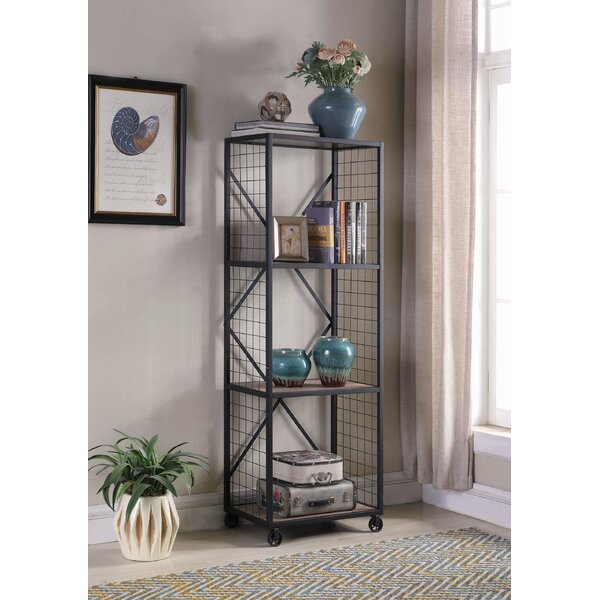 Stocks Etagere Bookcase by Gracie Oaks