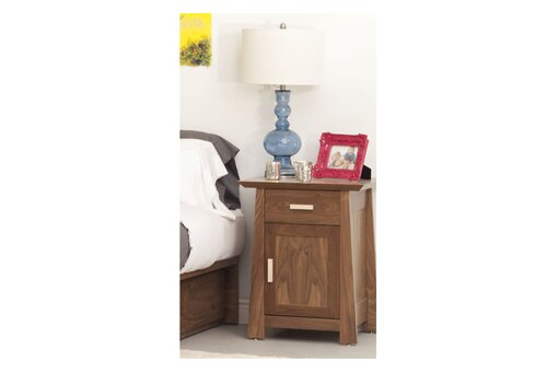 1 Drawer Nightstand by Ebern Designs