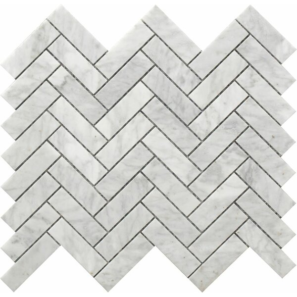 Marbella 1 x 3 Marble Mosaic Tile