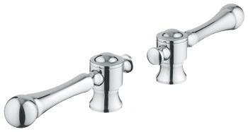 Bridgeford Lever Handles by Grohe