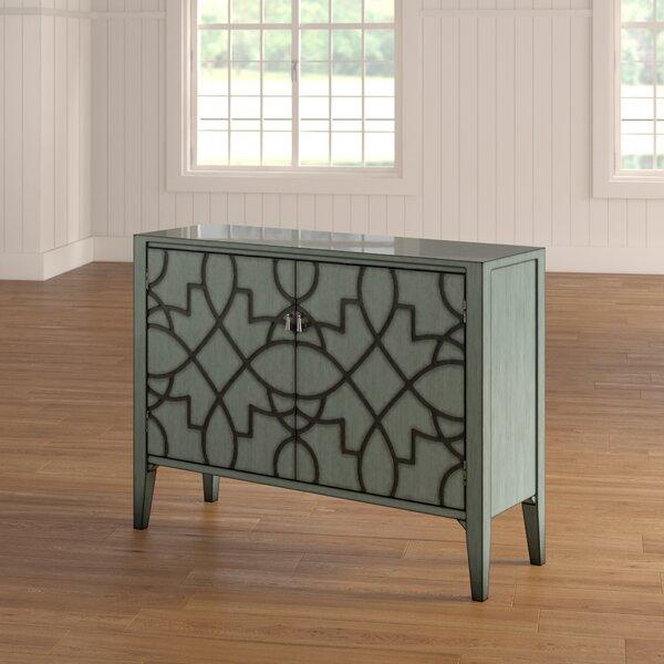 Bernard 2 Door Accent Cabinet by One Allium Way