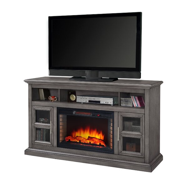 Glendale 58 TV Stand with Fireplace by Muskoka