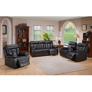 Plymouth 3 Piece Living Room Set