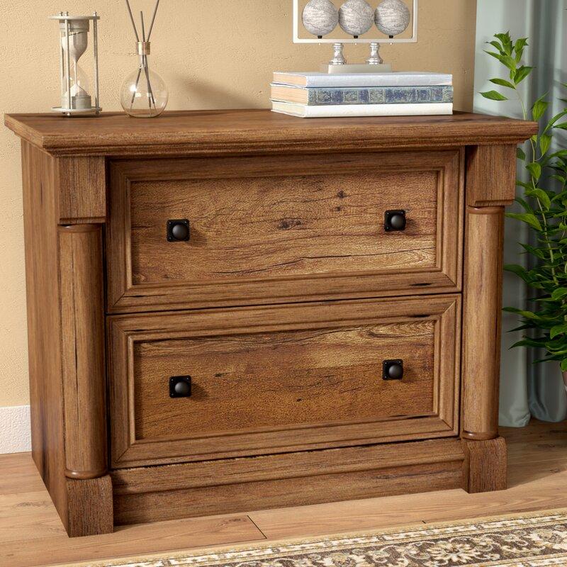 Three Posts Orviston 2 Drawer Lateral Filing Cabinet Reviews Wayfair