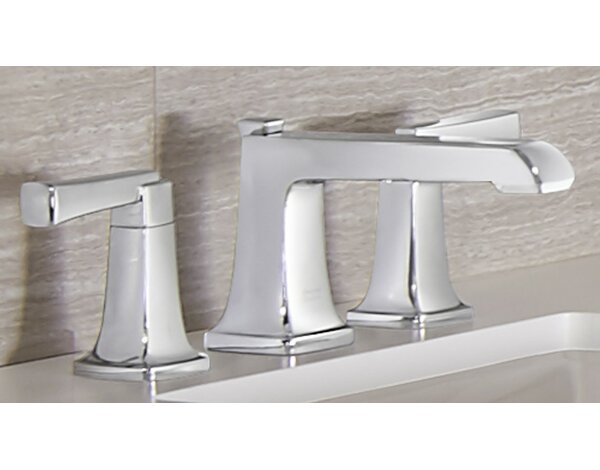 Townsend Widespread Bathroom Faucet with Drain Assembly by American Standard