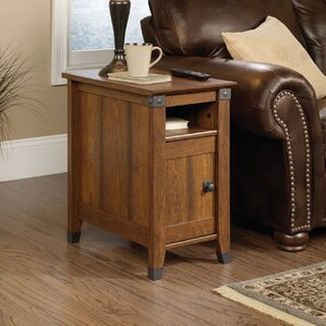 Nice Newdale End Table With Storage