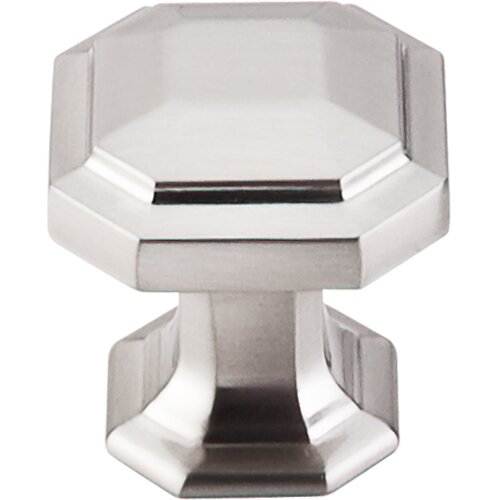 Chareau Octagon Novelty Knob by Top Knobs