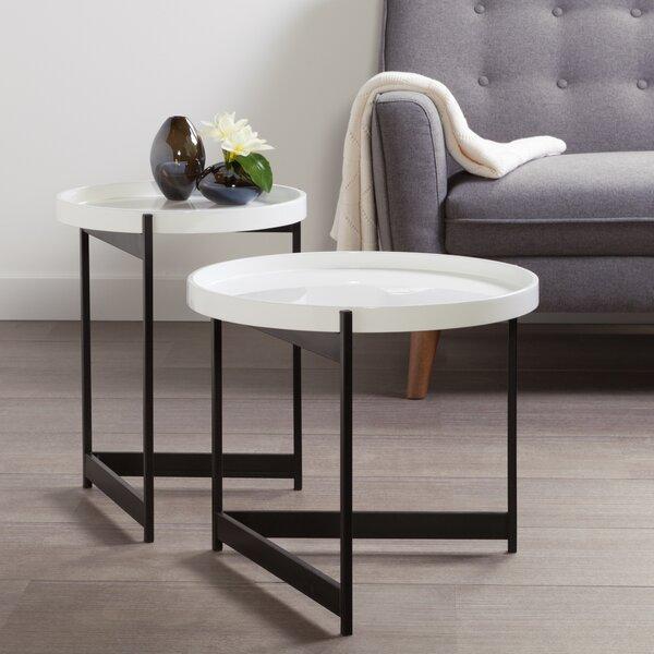 Yunisber 2 Piece Nesting Tables By Orren Ellis