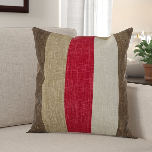 Roland Throw Pillow Cover by Red Barrel Studio