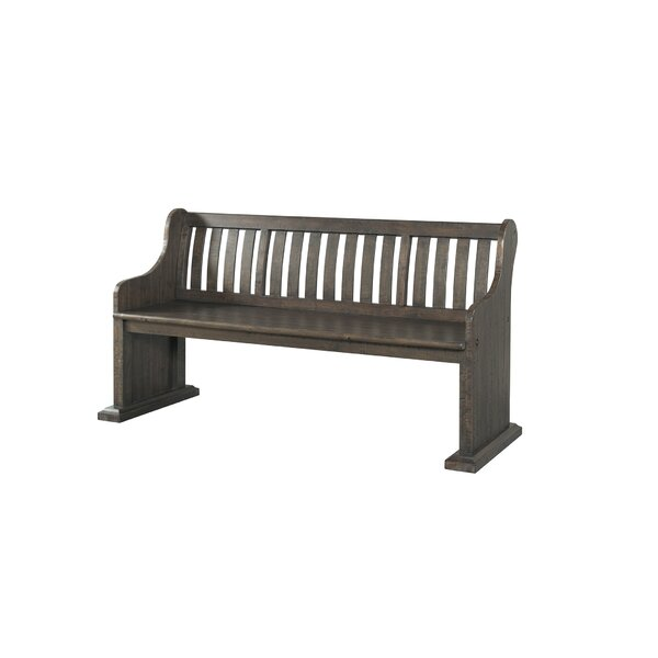 Hot Springs Dining Bench by Three Posts