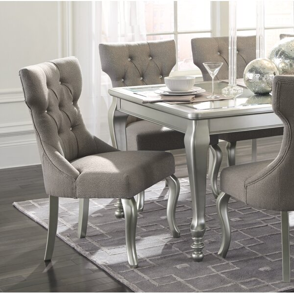 Guillaume Upholstered Dining Chair (Set Of 2) By Willa Arlo Interiors