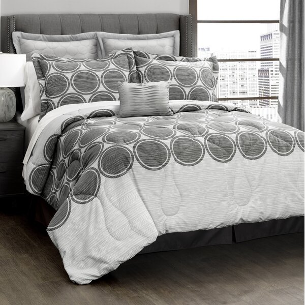 Croxley 6 Piece Comforter Set by Corrigan Studio