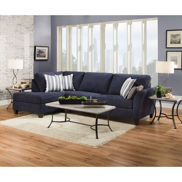 Eaker Sectional by Charlton Home