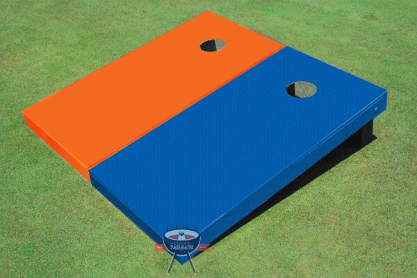 Solid Cornhole Board (Set of 2) by All American Tailgate