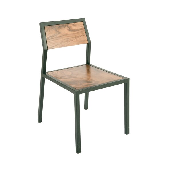 Crook Solid Wood Dining Chair by Phillips Collection