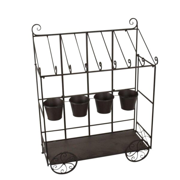 Cart Plant Stand by Sagebrook Home