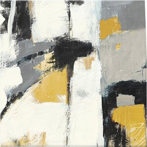 'Yellow Catalina I' by Mike Schick Print by East Urban Home