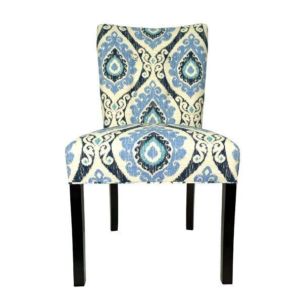 Huntersville Parsons Chair (Set Of 2) By World Menagerie