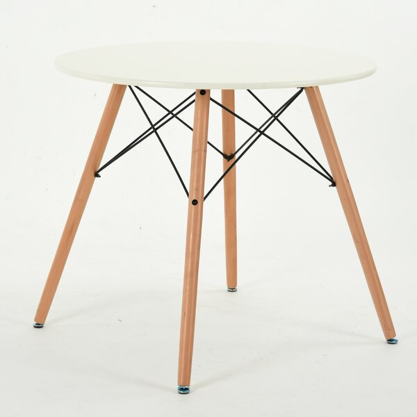 Ingerson Solid Wood Dining Table by Wrought Studio