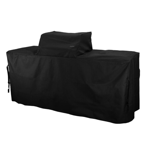 Full-Size EZ Kitchen Grill Cover - Fits up to 83 by Saber