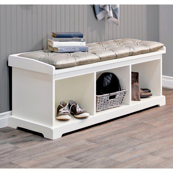 Brookwood Wood Storage Bench by Epoch Design
