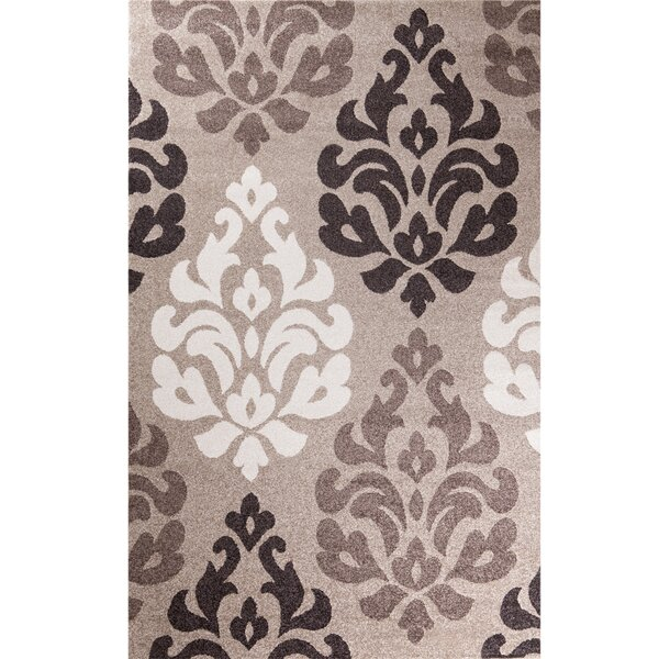 Chessboard Tonel Contemporary Rug by The Conestoga Trading Co.