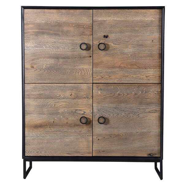 Union Rustic TV Armoires