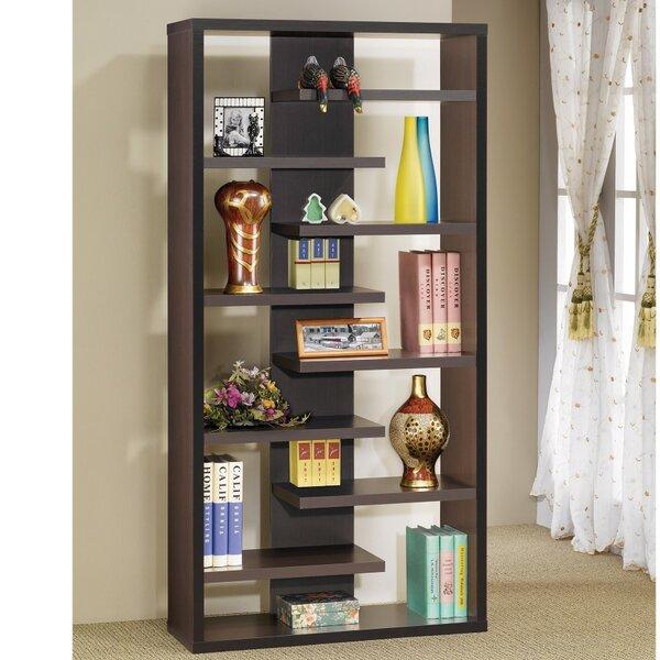 Czajkowski Wooden Standard Bookcase by Wrought Studio