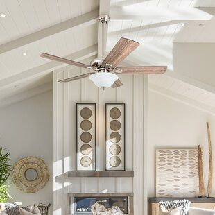 Reviews 52 Tyree 5 Blade LED Ceiling Fan By Millwood Pines