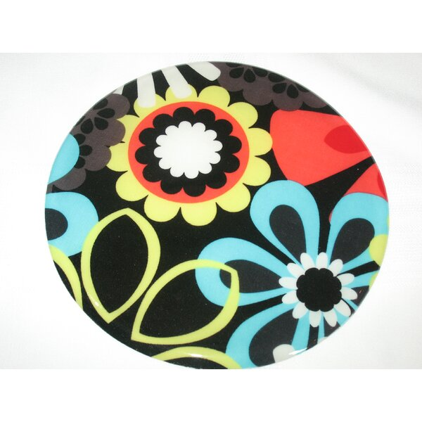Metro Flower Trivet by Andreas Silicone Trivets