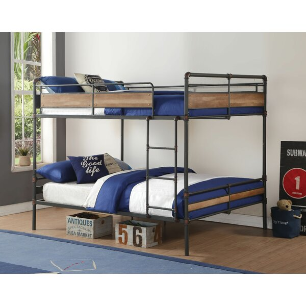 Boalt Queen Bunk Bed by Harriet Bee