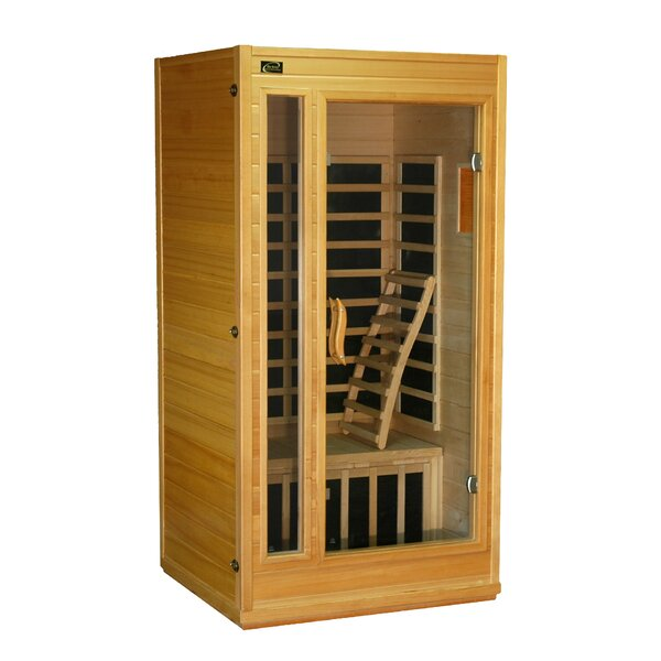 GASC 2 Person FAR Infrared Sauna by Great American Sauna Company