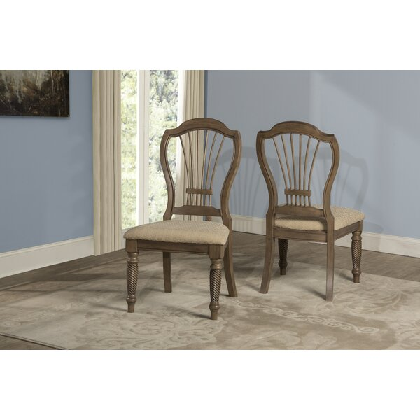 Wilshire Solid Wood Dining Chair (Set of 2) by Hillsdale Furniture