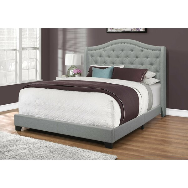 Page Queen Upholstered Platform Bed by Rosdorf Park