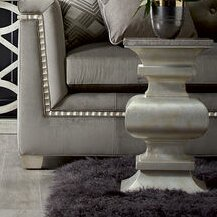 Hanna End Table by One Allium Way